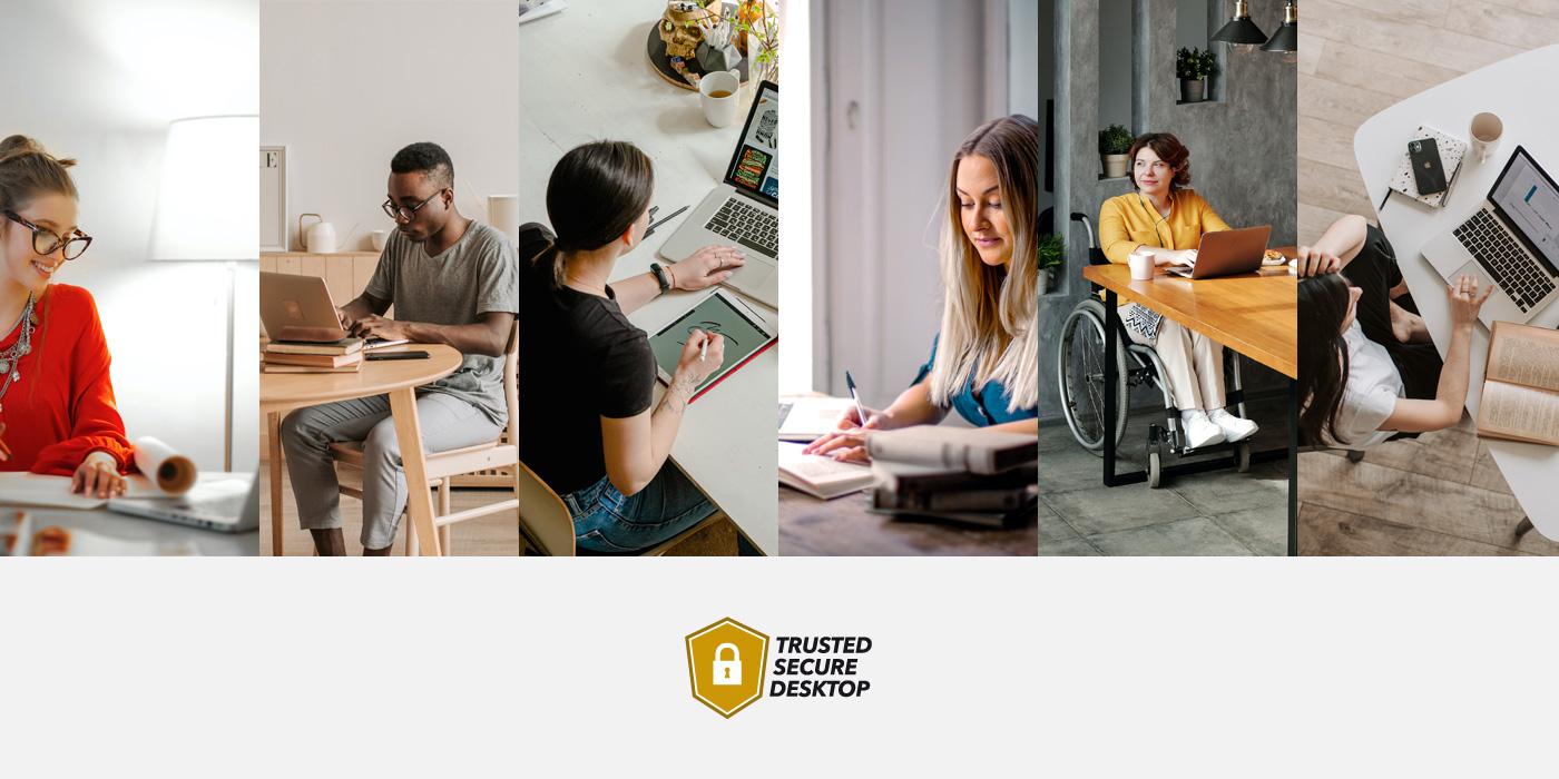 Home-Office Sicherheit durch professionelle Betriebsstrukturen