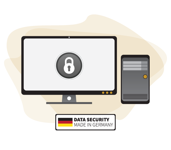 Data Security Made in Germany